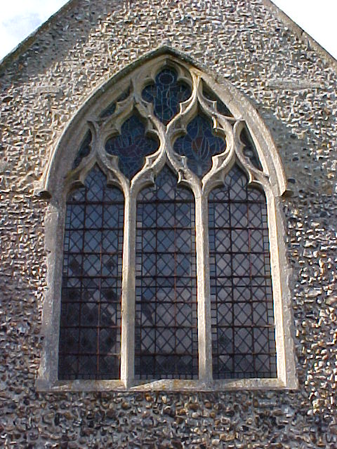 East Window From Outside